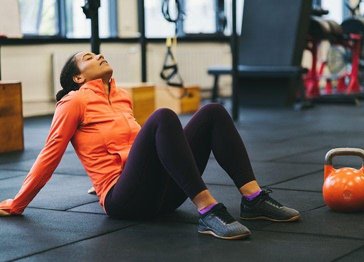 Vyhoření v rámci cvičení – o co jde a jak je poznat?