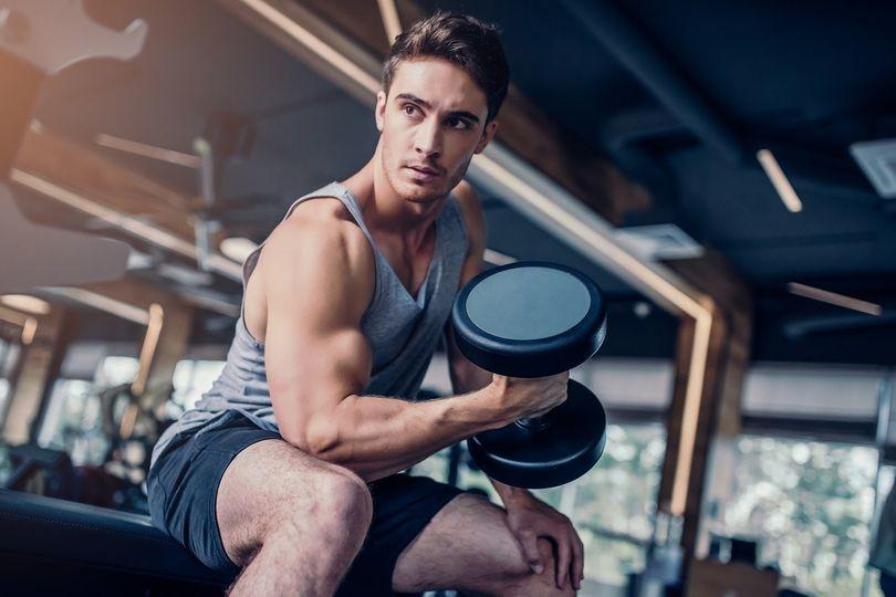 Za jak dlouho jít cvičit znovu stejnou svalovou partii?