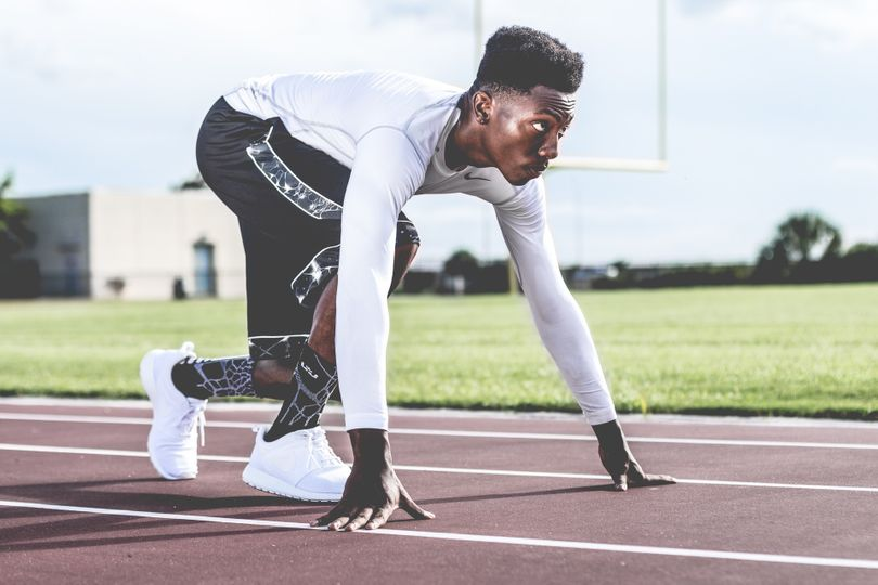 Zaostřeno na trénink rychlosti. Znamená více svalů i větší rychlost?
