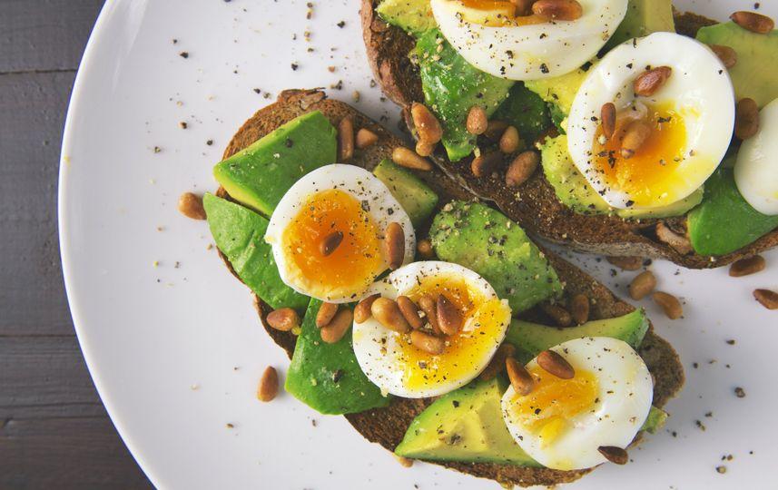 Zdravotní benefity vajec