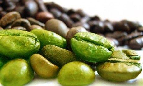 Zelená káva pro hubnutí