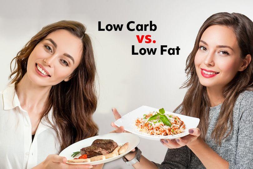 Zhubnu rychleji na nízkotukové, nebo nízkosacharidové stravě?