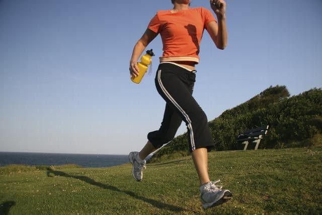 Zisk energie při fyzické zátěži - anatomie