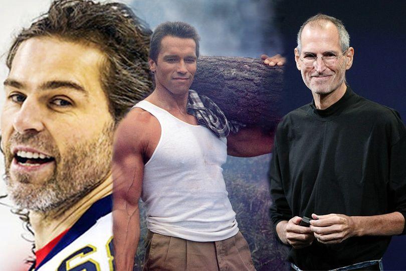 Znáš kouzlo úspěchů Jágra, Schwarzeneggera nebo Jobse? 9 rad, jak je napodobit