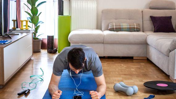 10 důvodů, proč cvičit, i když jsou zavřené posilovny