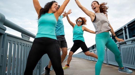 10 důvodů, proč si dnes zacvičit