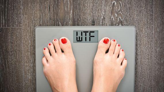 7 důvodů, proč vám váha ukazuje vyšší číslo, ačkoliv jste nepřibrali žádný tuk