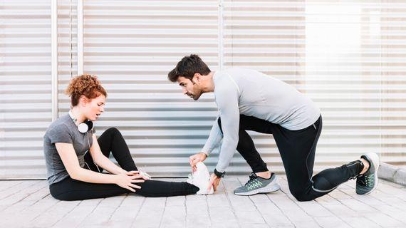 7 projevů toho, že cvičíte až moc
