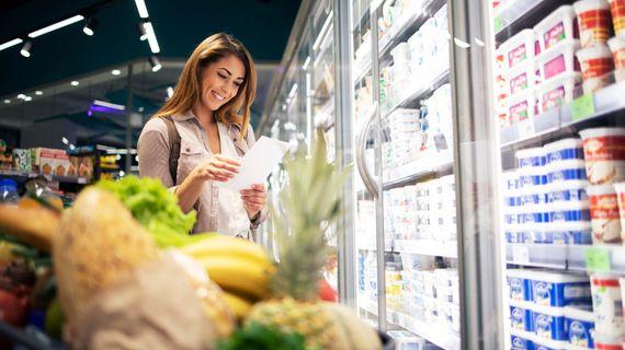 Cesta za lepším jídelníčkem začíná nákupem. Jak na něj?