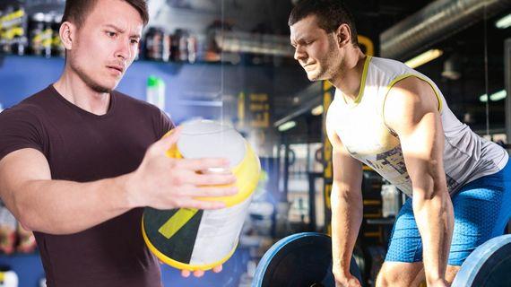 Jak jíst, trénovat a suplementovat pro udržení svalů během diety?