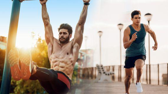 Jak si udržet, nebo dokonce zvětšit svaly a sílu i bez posilovny?