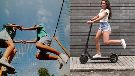 Nesnášíte cvičení? 10 zábavných způsobů, jak se více hýbat