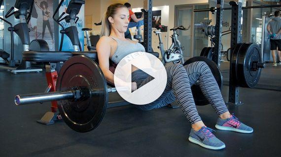 Představujeme hip thrust, jeden z nejlepších cviků na dokonalý zadek