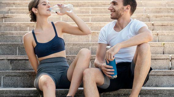 Sportovní výkon a tekutiny v horku. Na co si dát pozor?