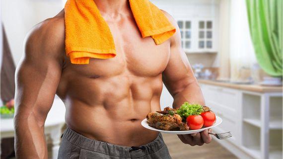 Svaly, síla, objem - 15 výživových rad pro svalový růst