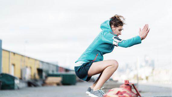 TOP 10 cviků na venkovní trénink s vlastní váhou