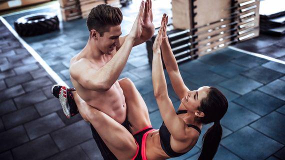 Více energie, produktivnější den a lepší sex. Co dalšího vám cvičení přinese?