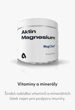 Vitaminy, minerály a antioxidanty