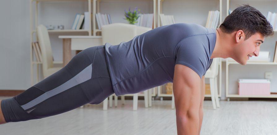 K růstu svalů není nutné zvedat železo. Dej si do těla i doma