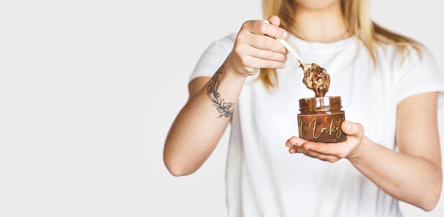 Objev jedinečnou  chuť nové limitky  Toffie Caramel