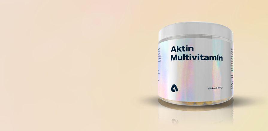 Optimální dávka vitamínů pro  tvoje zdraví