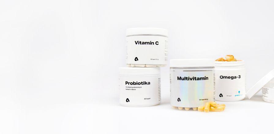 Podpoř svoji imunitu  kvalitními doplňky