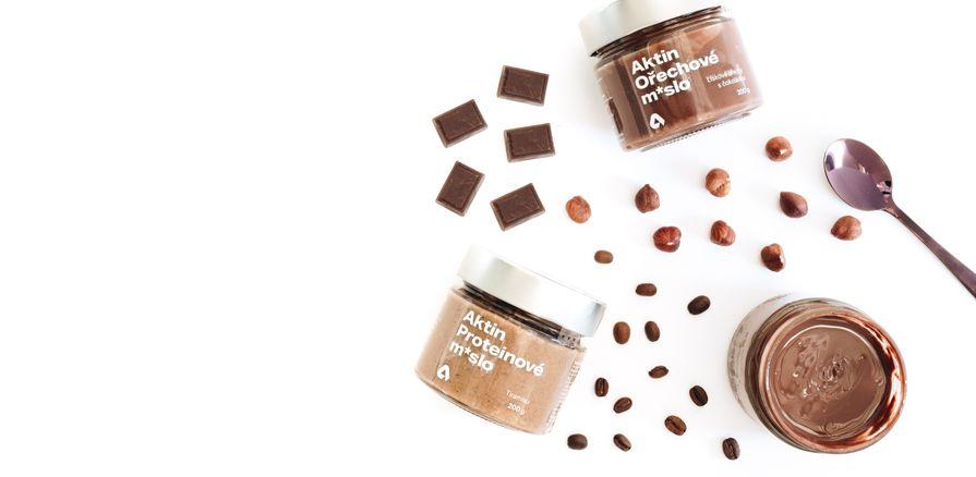 Prvotřídní suroviny, exkluzivní příchutě, nálož ořechů