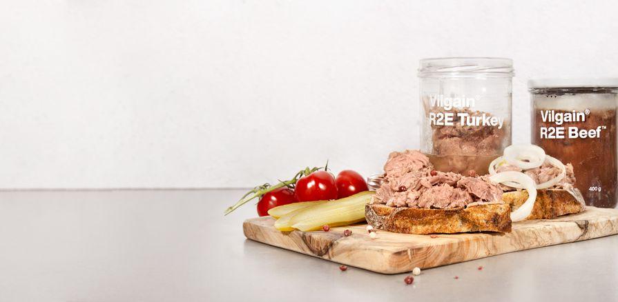 Výběrové maso  ze sklenice  rovnou na talíř