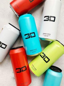 Jemně perlivý energetický nápoj pro maximální osvěžení a dodání energie.