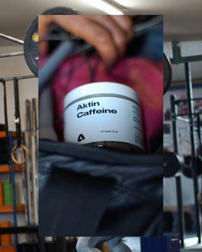 Jesenná únava? Doplň svoju energiu novým Aktin kofeínom!