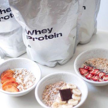 Kto ešte nepozná náš nový aktínu Whey Protein? Teraz máme aj vzorky!