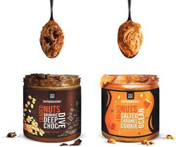 Mistrovské dílo z dílny TPW v podobě arašídů nabitých přírodními bílkovinami a maximem chuti.