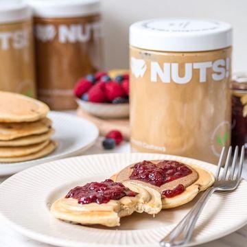 Nejoblíbenější oříšková másla Nuts! nyní můžete kupovat rovnou po kilech.
