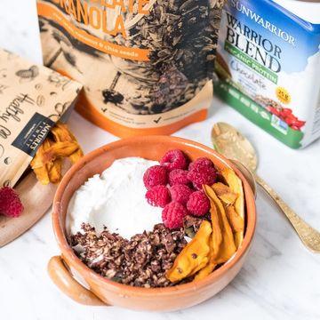 Zdravé stravování podpoří produkty od Nutrisslim, Zelená země či Naturya.