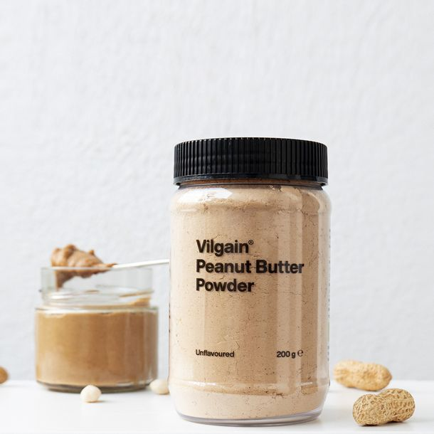 Přírodní arašídová chuť  bez přidaného cukru