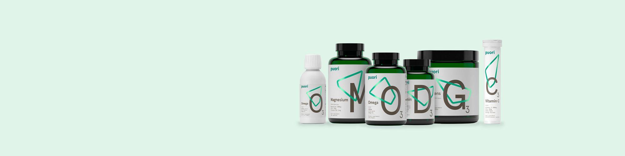 Přírodní vitamíny prémiové kvality