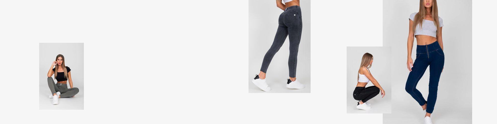 Naskladňujeme Hugz jeans  s push-up efektem!