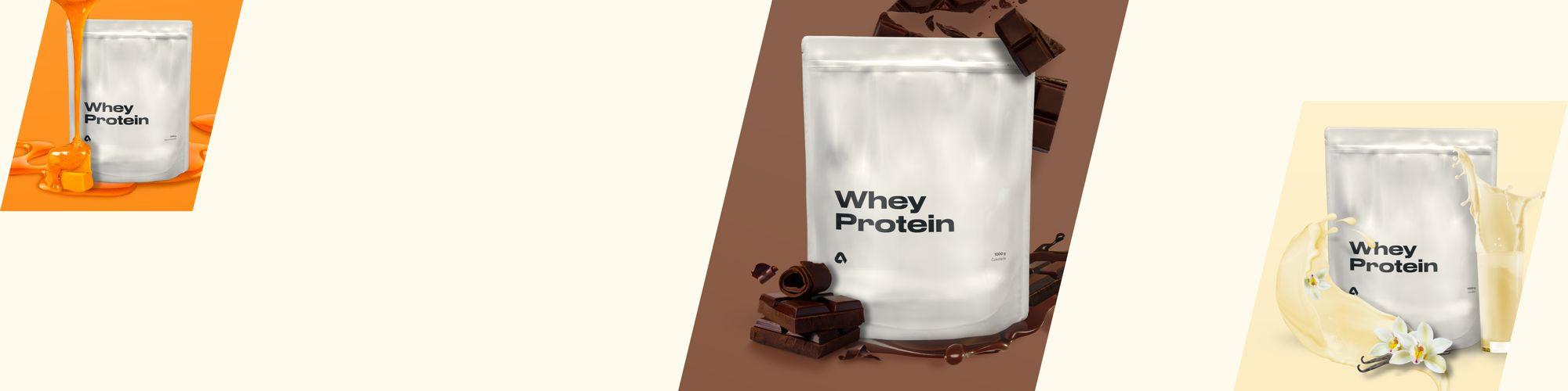 První chutný protein  slazený pouze stévií