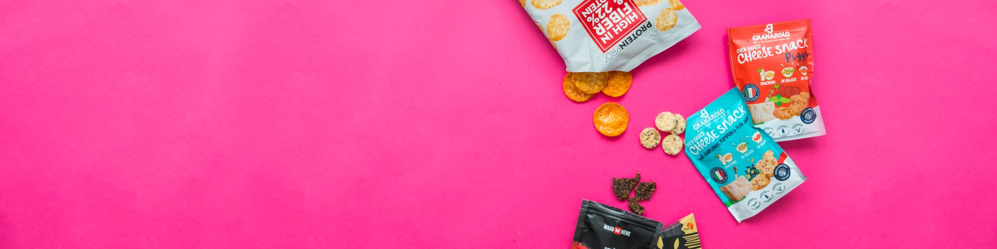 Slané i sladké dobroty s proteinem