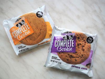 Testujeme - Nové příchutě Complete Cookie