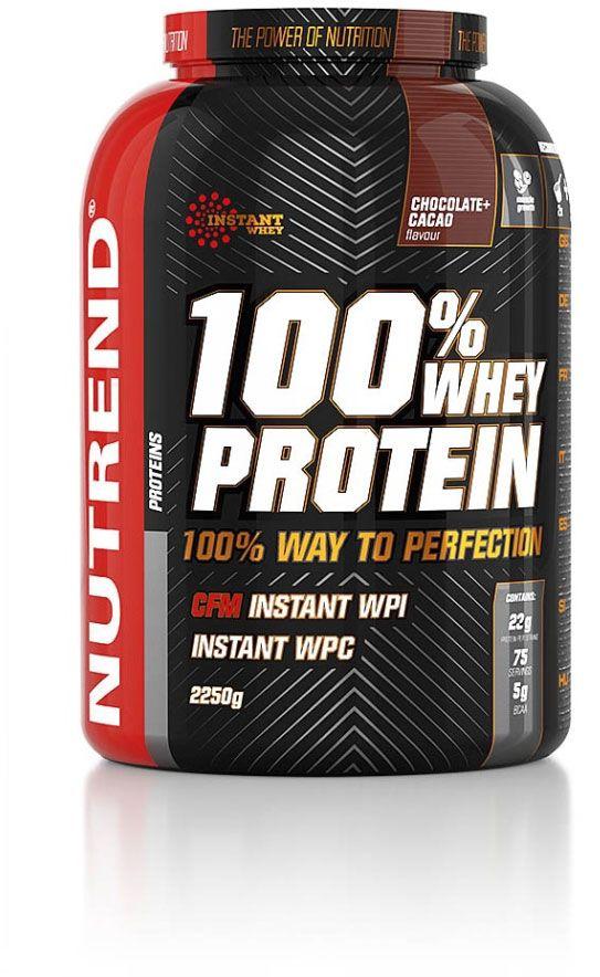 NUTREND - 100% Whey Protein - 900g