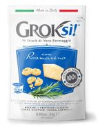 GROKsi! Rosmarino snack ze zralého polovyzrálého sýru
