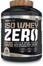 BioTech USA ISO Whey ZERO Native + coffee