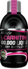 BioTech USA L-Carnitine Liquid 100000