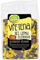 Green Apotheke Vřetena bez lepku zeleninová mix