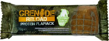 Grenade Reload Protein Flapjack