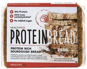 HealthyCo Protein Bread