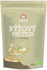 Iswari Rýžový Protein 74% BIO
