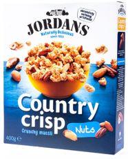 Jordans Country Crisp müsli