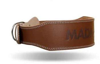 MadMax Opasek celokožený Full leather MFB246